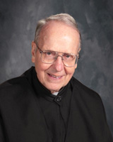 Father Benedict Allin, O.S.B.